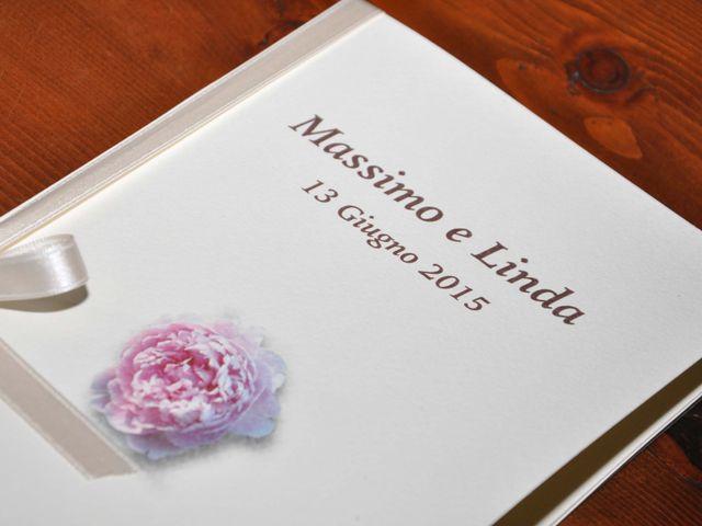 Il matrimonio di Massimo e Linda a Monsummano Terme, Pistoia 27