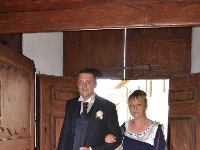 Il matrimonio di Massimo e Linda a Monsummano Terme, Pistoia 28