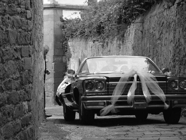 Il matrimonio di Massimo e Linda a Monsummano Terme, Pistoia 29