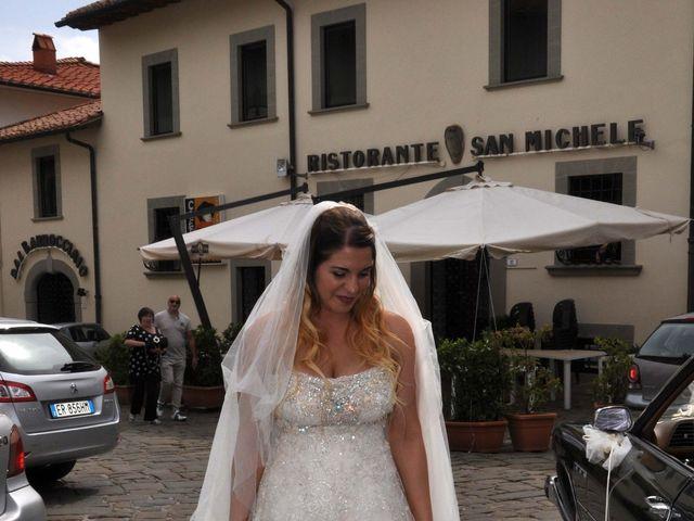 Il matrimonio di Massimo e Linda a Monsummano Terme, Pistoia 31