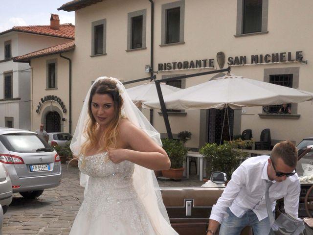 Il matrimonio di Massimo e Linda a Monsummano Terme, Pistoia 32