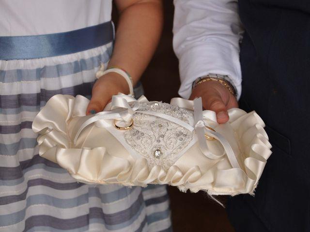Il matrimonio di Massimo e Linda a Monsummano Terme, Pistoia 33