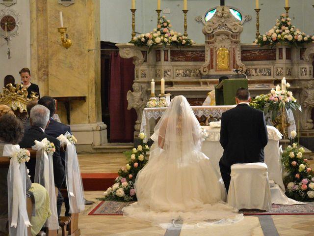 Il matrimonio di Massimo e Linda a Monsummano Terme, Pistoia 36