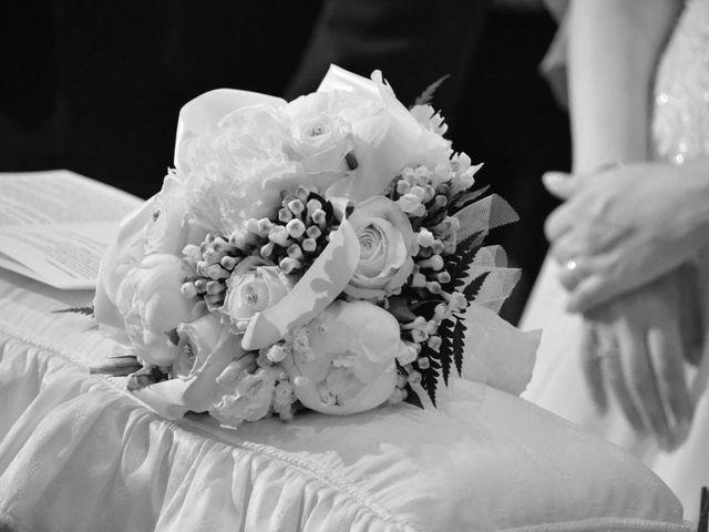 Il matrimonio di Massimo e Linda a Monsummano Terme, Pistoia 37