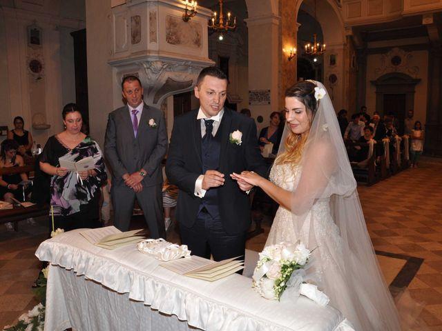 Il matrimonio di Massimo e Linda a Monsummano Terme, Pistoia 45