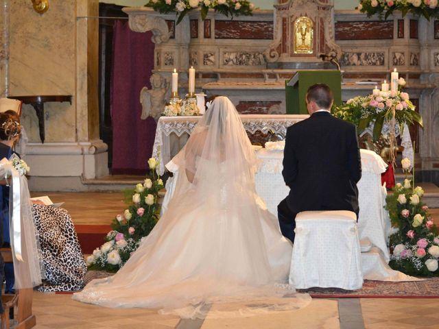 Il matrimonio di Massimo e Linda a Monsummano Terme, Pistoia 50