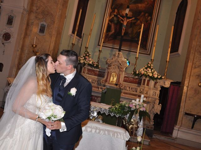 Il matrimonio di Massimo e Linda a Monsummano Terme, Pistoia 56