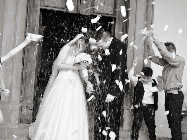 Il matrimonio di Massimo e Linda a Monsummano Terme, Pistoia 1