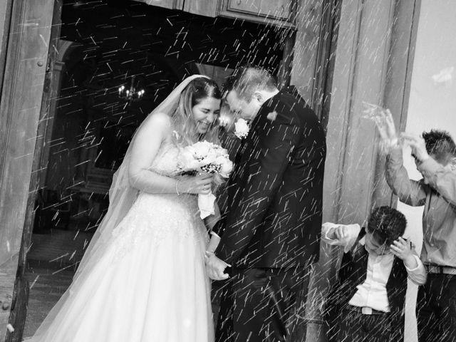 Il matrimonio di Massimo e Linda a Monsummano Terme, Pistoia 59