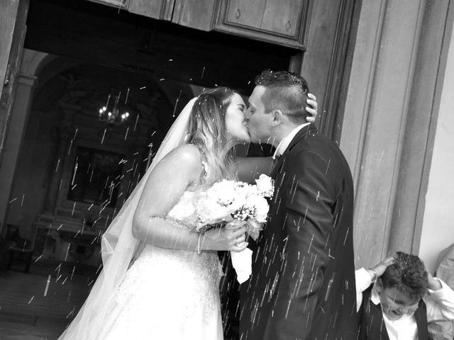 Il matrimonio di Massimo e Linda a Monsummano Terme, Pistoia 60