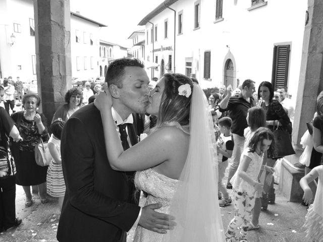 Il matrimonio di Massimo e Linda a Monsummano Terme, Pistoia 61