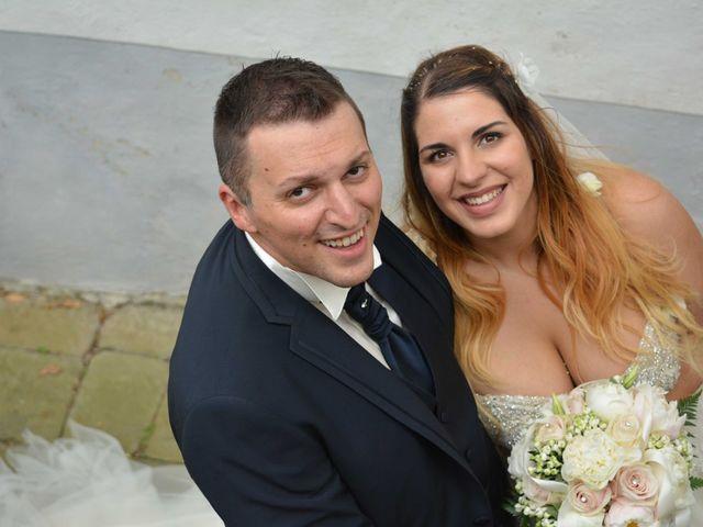Il matrimonio di Massimo e Linda a Monsummano Terme, Pistoia 2