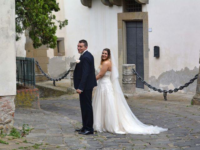 Il matrimonio di Massimo e Linda a Monsummano Terme, Pistoia 63
