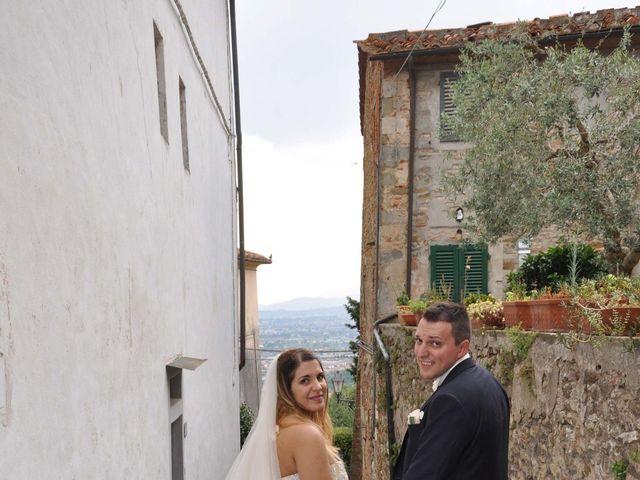 Il matrimonio di Massimo e Linda a Monsummano Terme, Pistoia 64