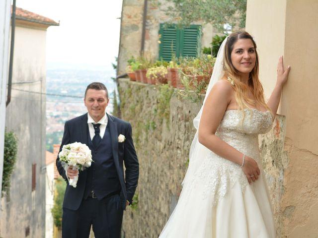 Il matrimonio di Massimo e Linda a Monsummano Terme, Pistoia 65