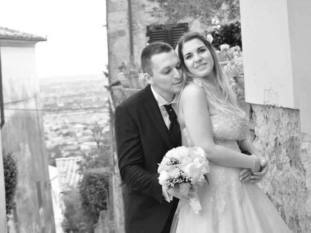 Il matrimonio di Massimo e Linda a Monsummano Terme, Pistoia 66