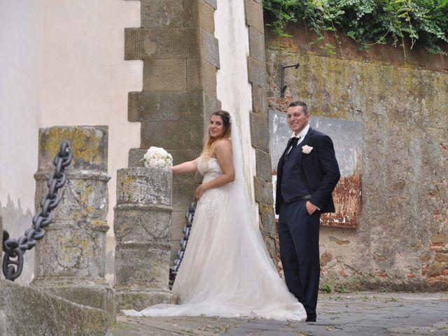 Il matrimonio di Massimo e Linda a Monsummano Terme, Pistoia 67