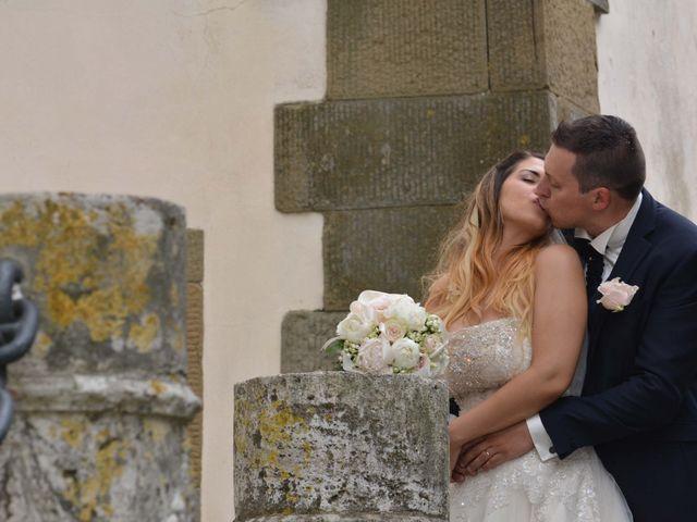 Il matrimonio di Massimo e Linda a Monsummano Terme, Pistoia 69