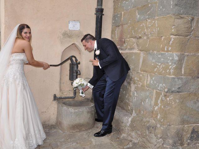 Il matrimonio di Massimo e Linda a Monsummano Terme, Pistoia 72