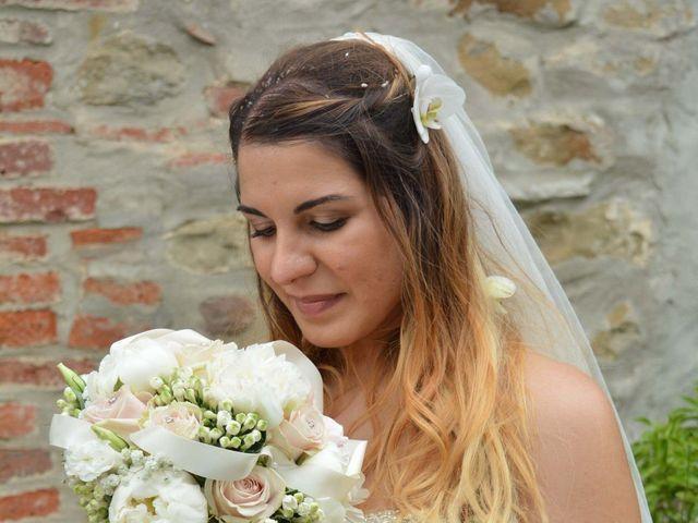 Il matrimonio di Massimo e Linda a Monsummano Terme, Pistoia 75