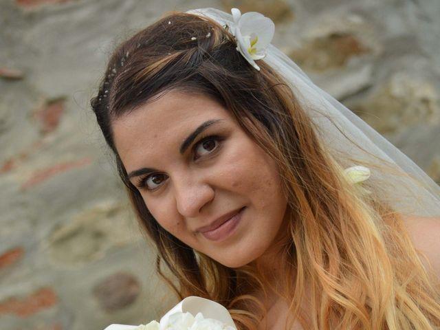 Il matrimonio di Massimo e Linda a Monsummano Terme, Pistoia 76