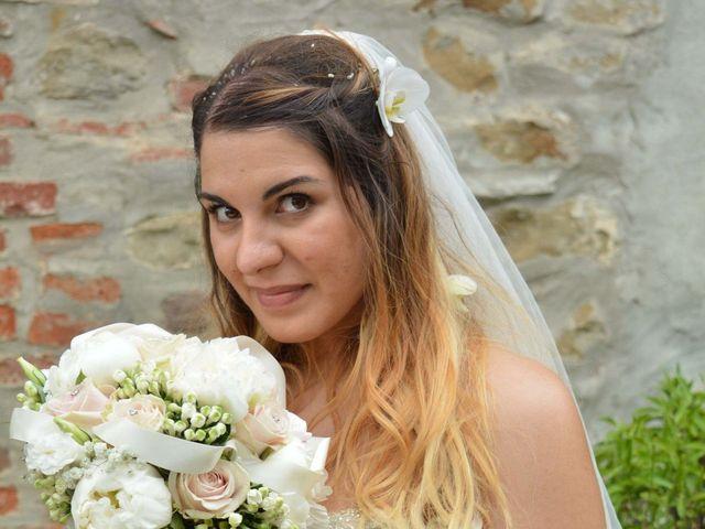 Il matrimonio di Massimo e Linda a Monsummano Terme, Pistoia 77