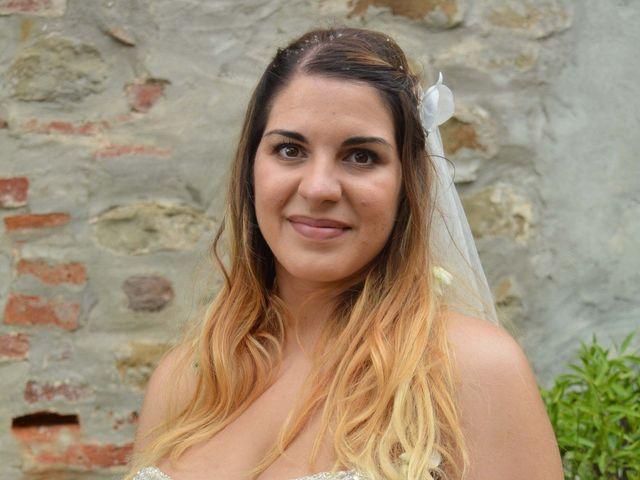 Il matrimonio di Massimo e Linda a Monsummano Terme, Pistoia 78