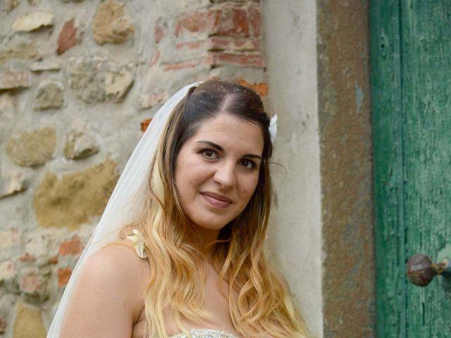 Il matrimonio di Massimo e Linda a Monsummano Terme, Pistoia 79