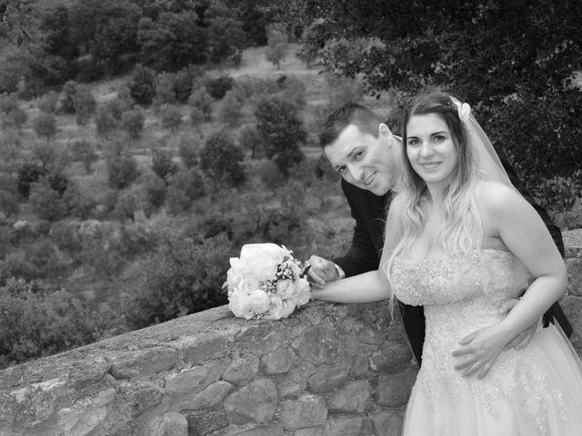 Il matrimonio di Massimo e Linda a Monsummano Terme, Pistoia 82