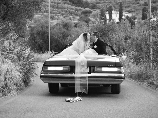 Il matrimonio di Massimo e Linda a Monsummano Terme, Pistoia 83