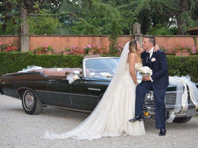 Il matrimonio di Massimo e Linda a Monsummano Terme, Pistoia 86
