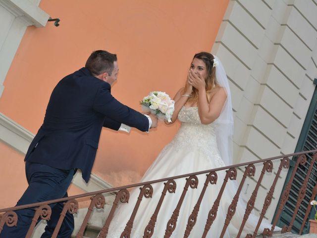 Il matrimonio di Massimo e Linda a Monsummano Terme, Pistoia 87