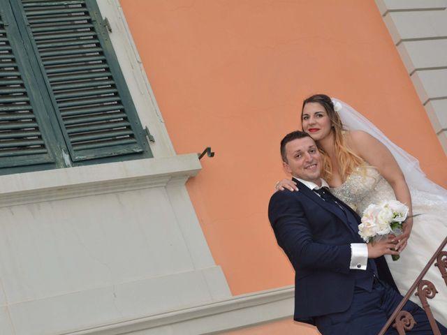 Il matrimonio di Massimo e Linda a Monsummano Terme, Pistoia 89