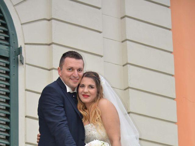 Il matrimonio di Massimo e Linda a Monsummano Terme, Pistoia 90