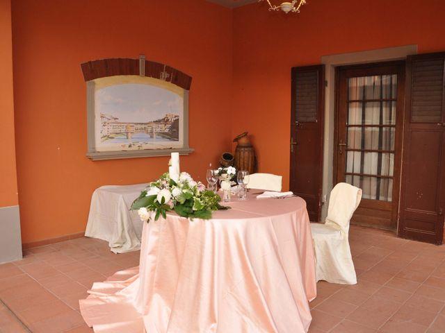 Il matrimonio di Massimo e Linda a Monsummano Terme, Pistoia 92
