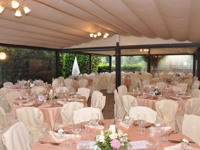 Il matrimonio di Massimo e Linda a Monsummano Terme, Pistoia 95