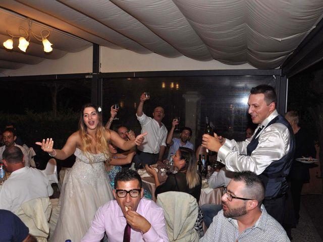Il matrimonio di Massimo e Linda a Monsummano Terme, Pistoia 98