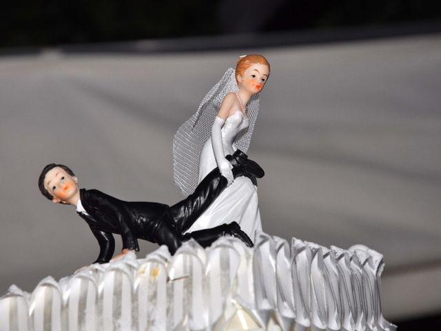 Il matrimonio di Massimo e Linda a Monsummano Terme, Pistoia 101