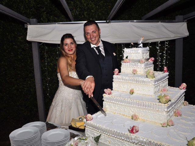 Il matrimonio di Massimo e Linda a Monsummano Terme, Pistoia 104