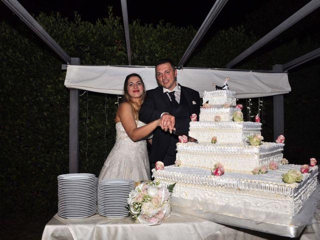 Il matrimonio di Massimo e Linda a Monsummano Terme, Pistoia 106