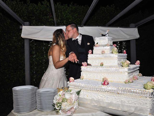 Il matrimonio di Massimo e Linda a Monsummano Terme, Pistoia 107