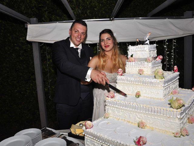 Il matrimonio di Massimo e Linda a Monsummano Terme, Pistoia 108