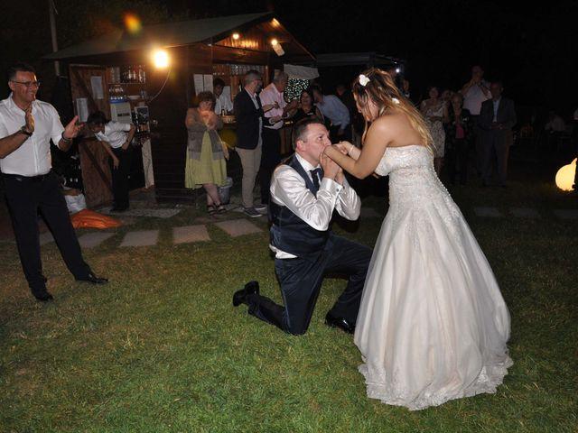Il matrimonio di Massimo e Linda a Monsummano Terme, Pistoia 110