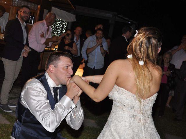 Il matrimonio di Massimo e Linda a Monsummano Terme, Pistoia 111