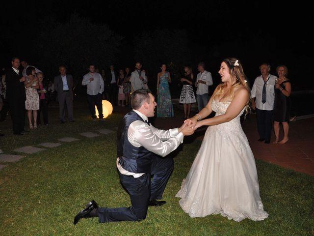Il matrimonio di Massimo e Linda a Monsummano Terme, Pistoia 112