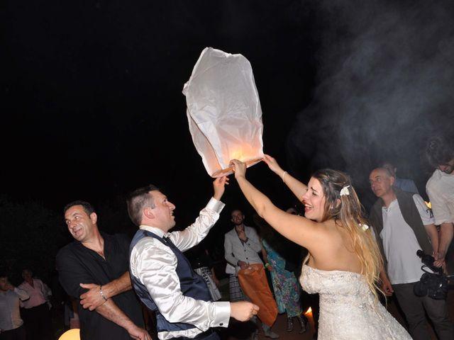 Il matrimonio di Massimo e Linda a Monsummano Terme, Pistoia 114