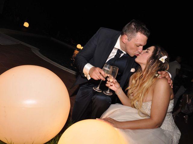 Il matrimonio di Massimo e Linda a Monsummano Terme, Pistoia 115