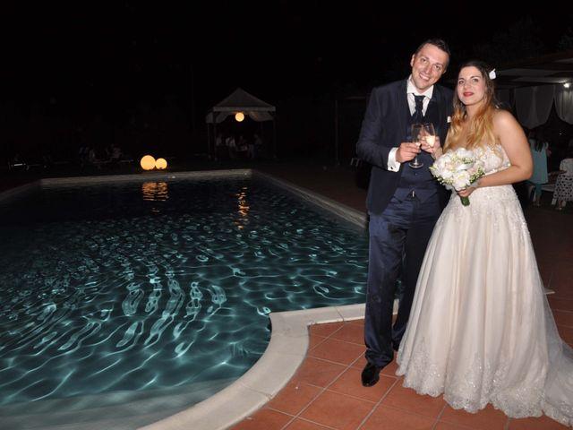 Il matrimonio di Massimo e Linda a Monsummano Terme, Pistoia 116