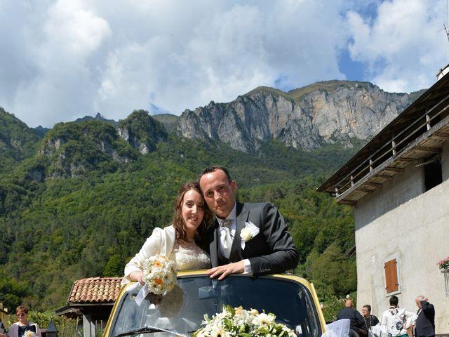 Il matrimonio di Renzo e Erica a Riva del Garda, Trento 9