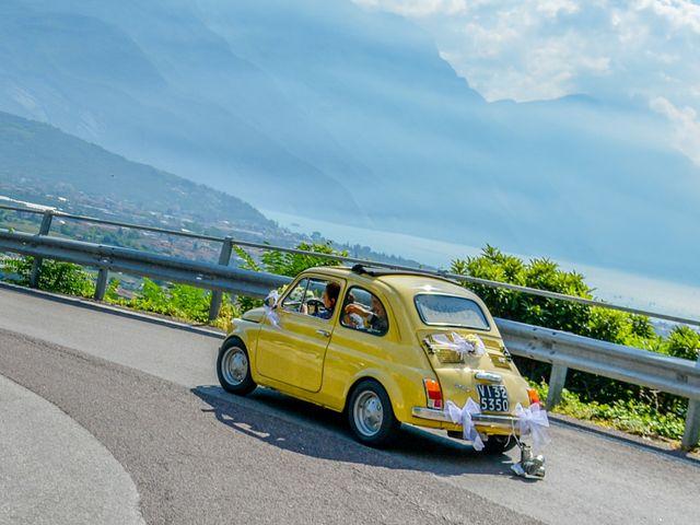 Il matrimonio di Renzo e Erica a Riva del Garda, Trento 11